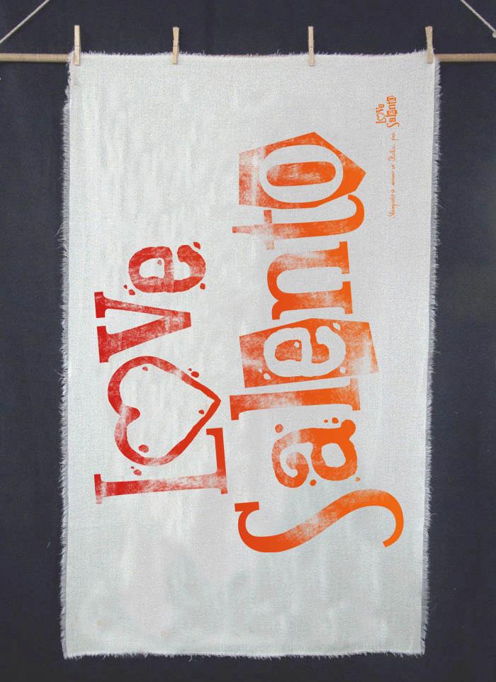 rosso-arancio Love Salento